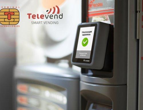 Российские терминалы Vendotek Lite обеспечат прием платежей смарт-вендинга Televend
