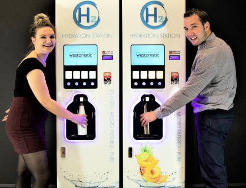 Новые реалии: H2O Hydration Station от Westomatic