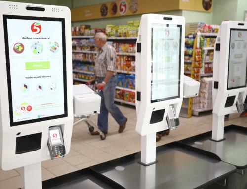 X5 начала тестировать автоматический магазин «Пятерочка с собой»