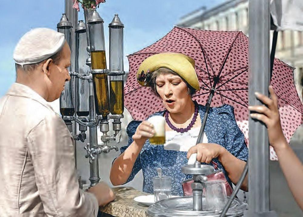 Автомат с газировкой: символ счастливого детства советских людей