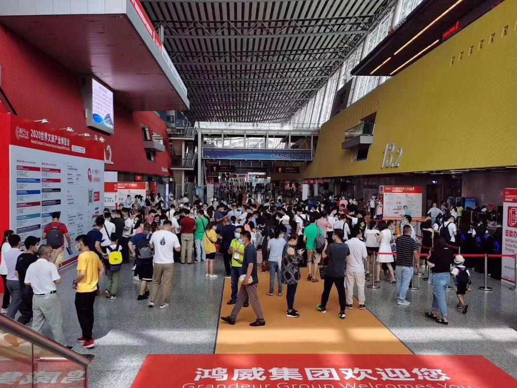 China VMF показали миру новый формат вендинговой выставки