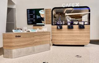 Кофейные роботы CafeX отправлены в отпуск