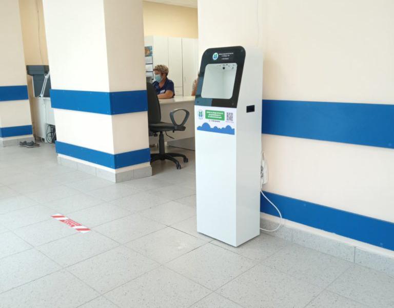 Севастополь дезинфицирует бесконтактно и бесплатно