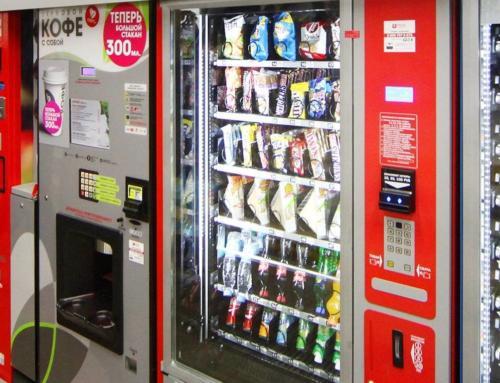 50 новых вендинговых автоматов установлено на станциях МЦК