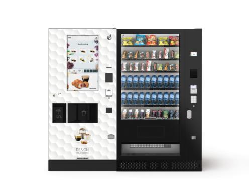 Bianchi выпускает антивандальные торговые автоматы Air XL Antivandal