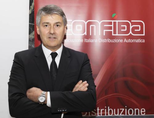 Интервью с президентом CONFIDA Массимо Траплетти: вендинг сейчас убыточен на 25-30%