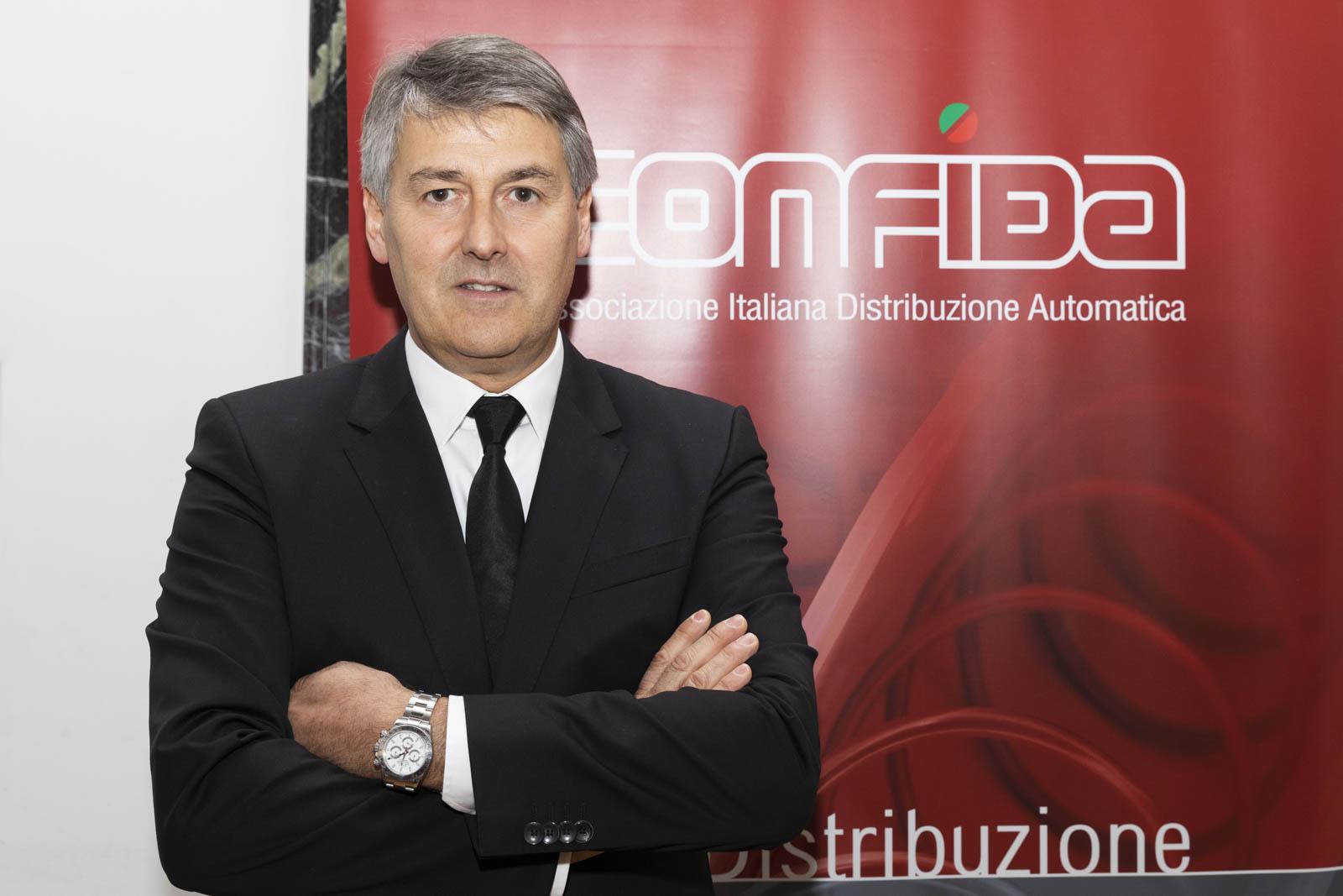 Интервью с президентом CONFIDA Массимо Траплетти вендинг сейчас убыточен на 25-30%