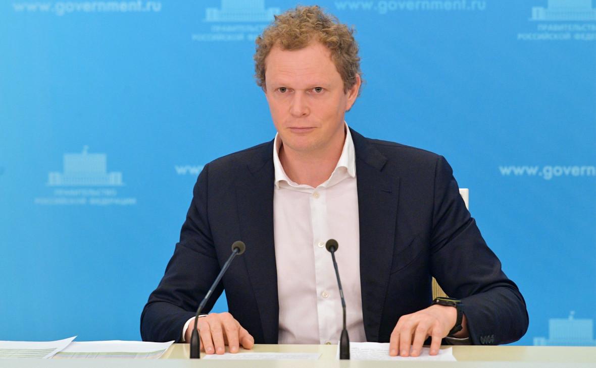Даниил Егоров (Фото: Александр Астафьев / РИА Новости)