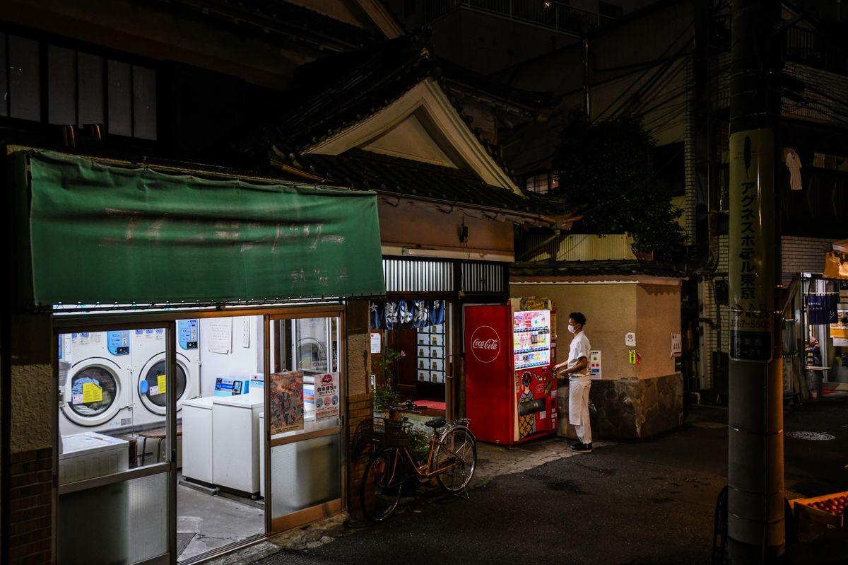 Изобретая себя заново последствия COVID-19 для вендинга Японии