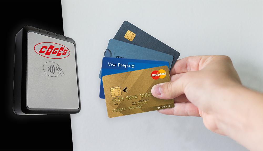 PMT Nebular Pay, новый ридер, с которым Coges выходит на европейский рынок
