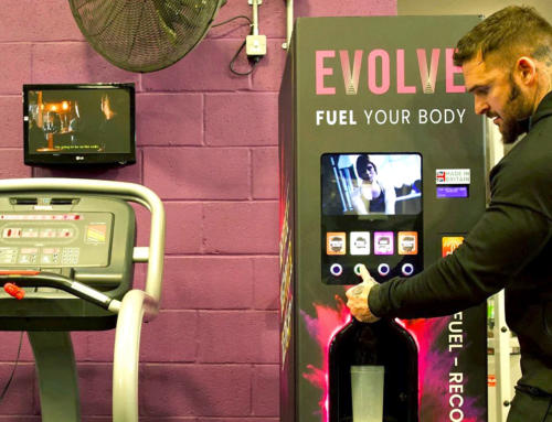 Westomatic Evolve готов к завоеванию фитнес локаций во всём мире