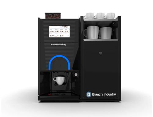 Bianchi Gaia Style Ry, кофемашина, которая раздвигает границы OCS