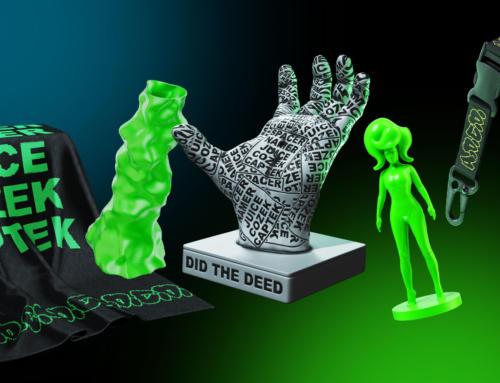 Сбер и A.D.E.D создали красивый и оригинальный вендинговый арт-проект