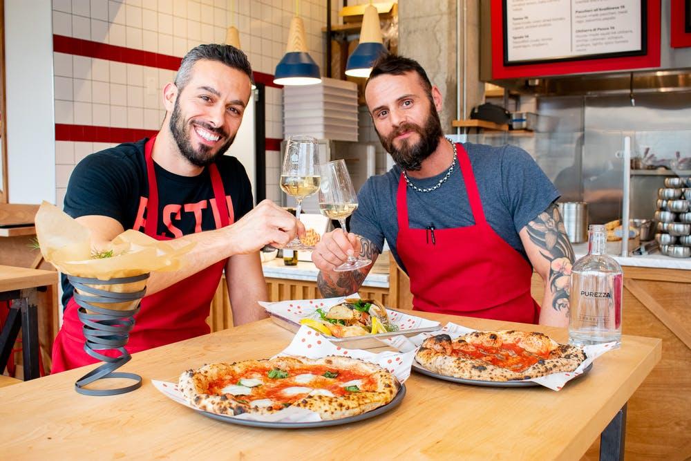 Вендинг спасает классические пиццерии