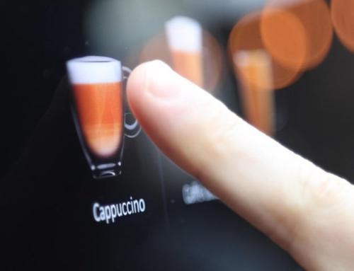 Nestlé Professional внедряет антивирусную защиту на дисплеях кофемашин