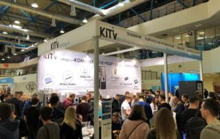 KiT Vending и KiT Shop на VendExpo 2021