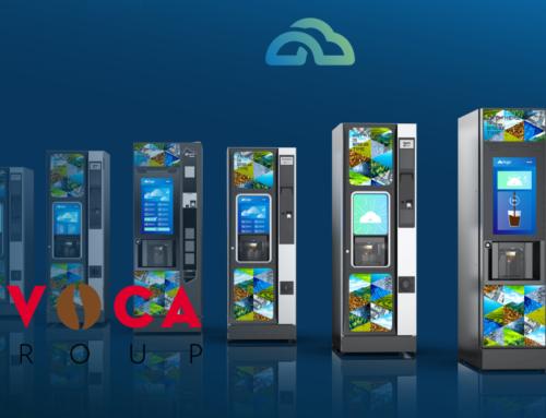Evoca Group представляет AmiClo, облачный сервис для торговых автоматов с IoT