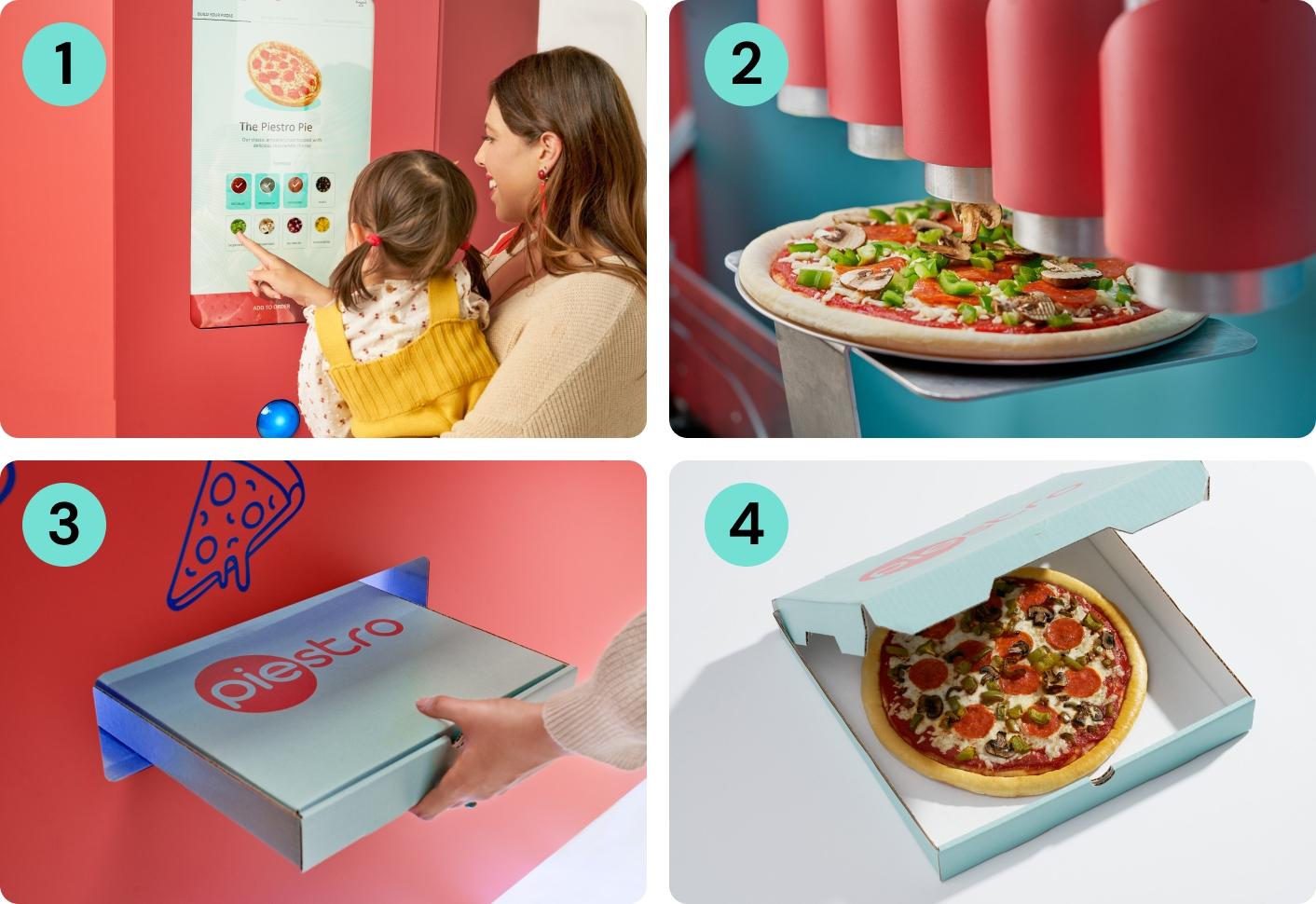 Когда итальянцы плачут: вендинговая пиццерия Piestro
