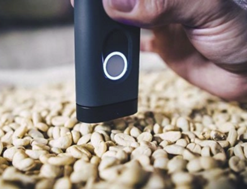 Придуман девайс Demetria AI определяющий качество кофейного зерна