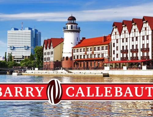 Barry Callebaut расширяет присутствие в России, открывая завод в Калининграде