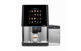 Azkoyen представит первую кофемашину с управлением взглядом