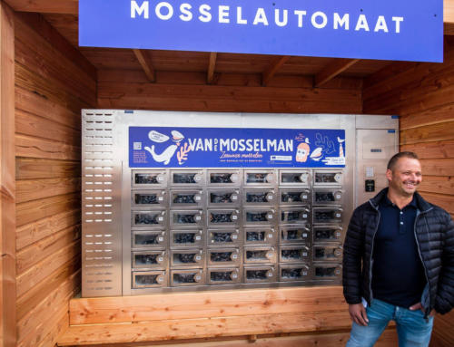 От моря до вендинга: первый торговый автомат по продаже мидий